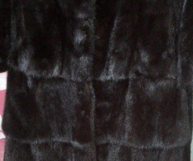 Шуба норковая, классный фасон. Фото 3. Саратов.