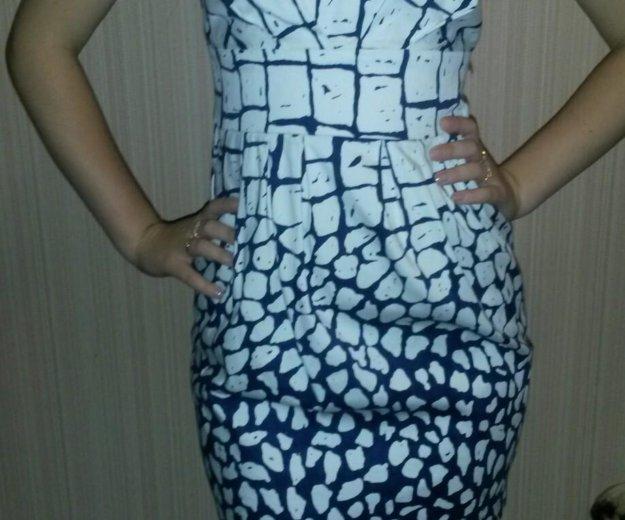 Платье- сарафан zolla. Фото 1. Краснодар.