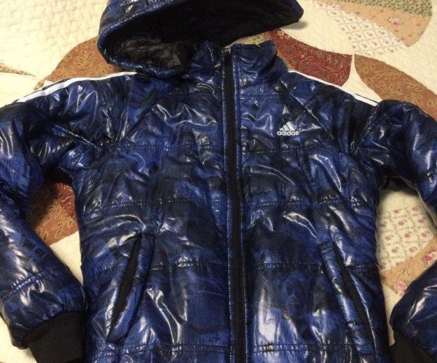 Тёплая куртка. Фото 1. Динская.