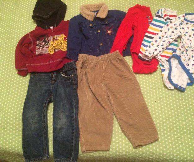 Фирменная одежда на мальчика 1-2 года. Фото 2. Москва.