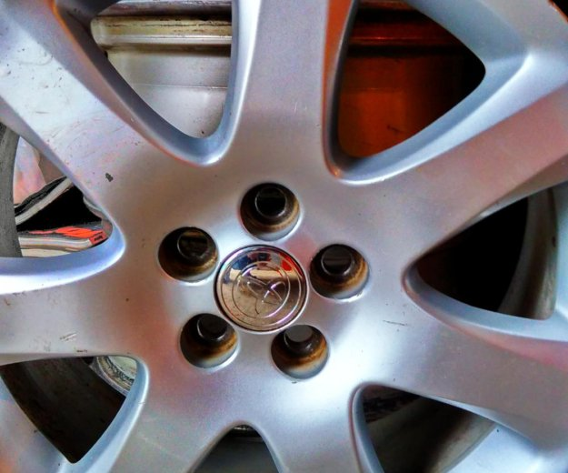 Комплект колес. Фото 1. Москва.