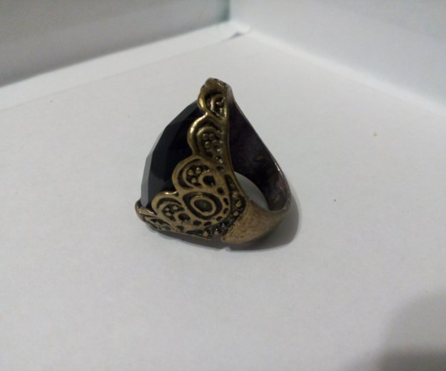Винтажное кольцо. Фото 2. Томск.