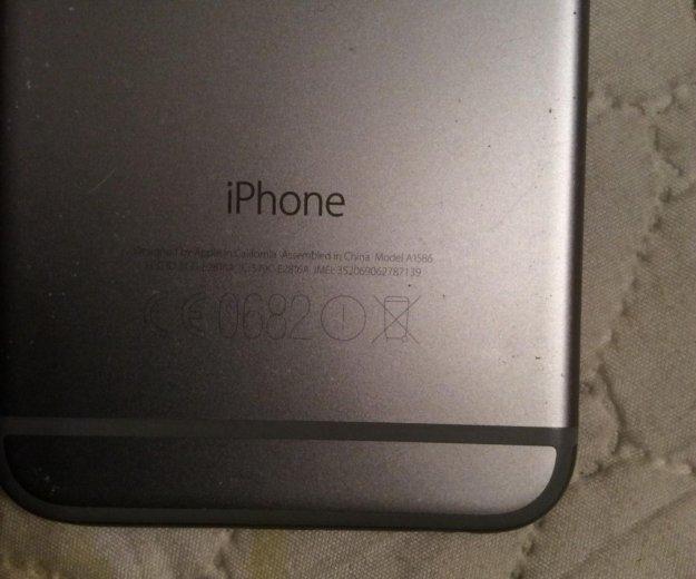 Iphone 6 128 gb. Фото 3. Завьялово.