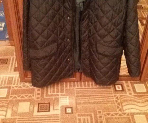 Новая куртка черного цвета  мужская kanzler.. Фото 1. Тюмень.