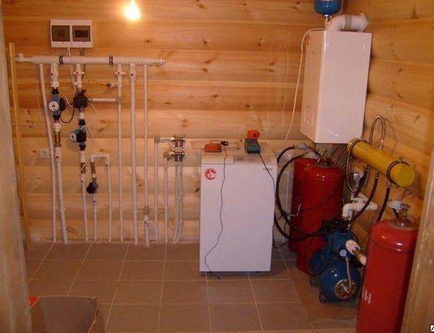 Отопление, тёплый пол, водопровод, сварочные работ. Фото 1. Оренбург.