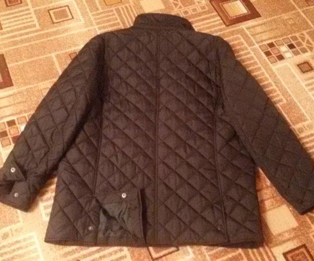 Новая куртка черного цвета  мужская kanzler.. Фото 4. Тюмень.