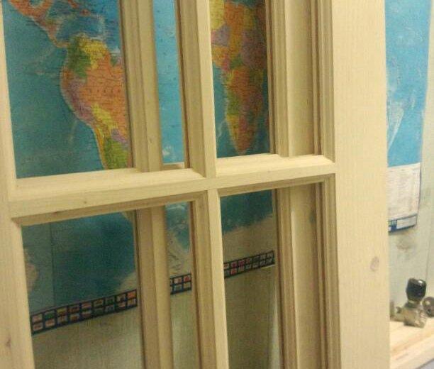 Двери деревянные 2шт. Фото 1. Москва.
