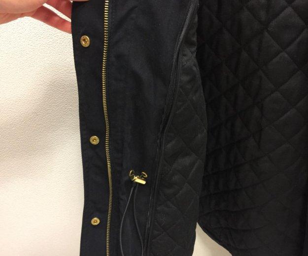 Куртка осенняя zara. Фото 4.