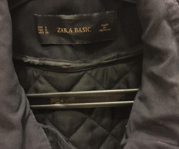 Куртка осенняя zara. Фото 3.