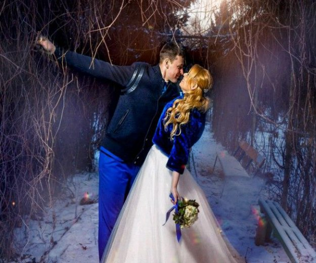 Свадебная шубка. Фото 3. Екатеринбург.