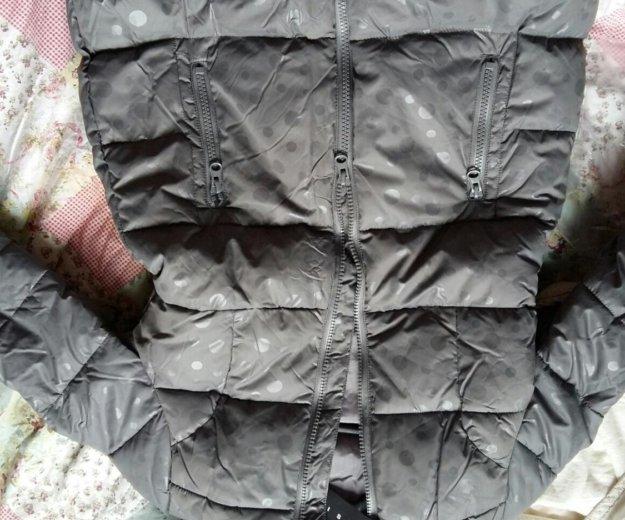 Новая куртка sisley 130 см 7-8 лет. Фото 2. Москва.