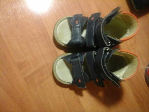 Ортопедические  сандали. Фото 1. Тамбов.