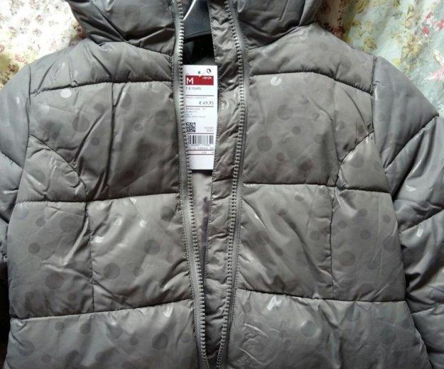 Новая куртка sisley 130 см 7-8 лет. Фото 3. Москва.