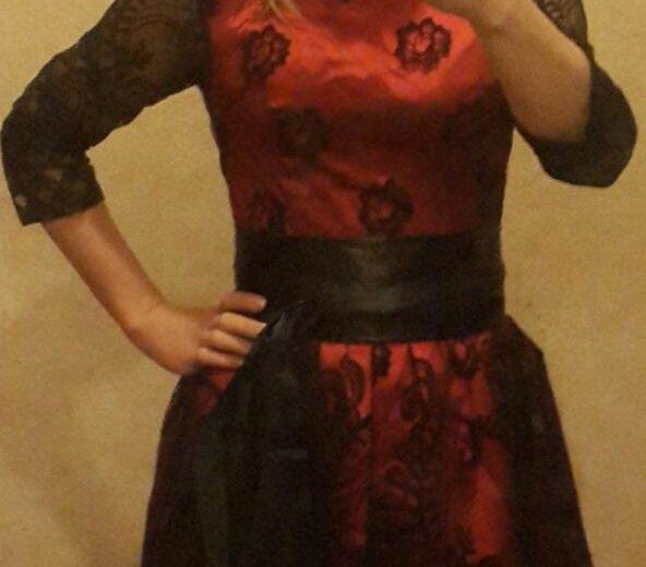 Красивое платье. Фото 1. Туапсе.