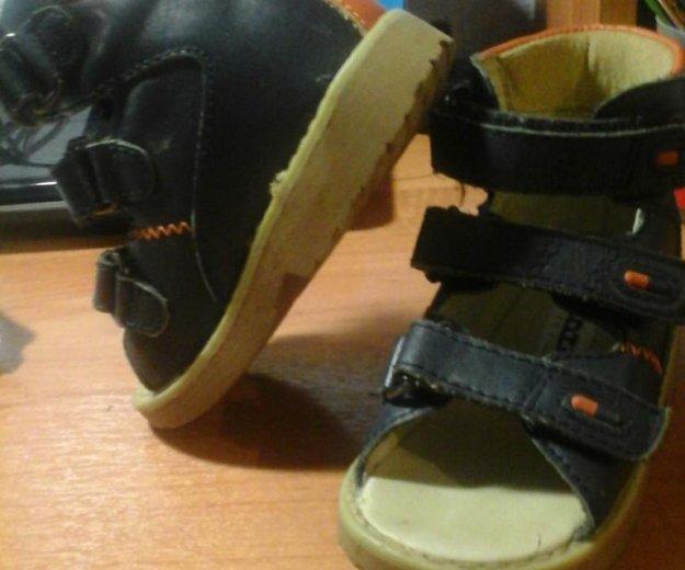 Ортопедические  сандали. Фото 2. Тамбов.