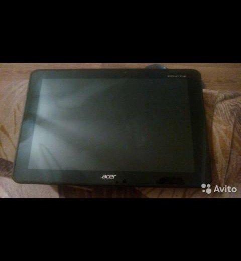 Продам обмен планшет acer iconia tab a510. Фото 2.