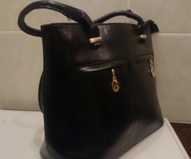 Женская сумка черного цвета. новая. Фото 2. Москва.