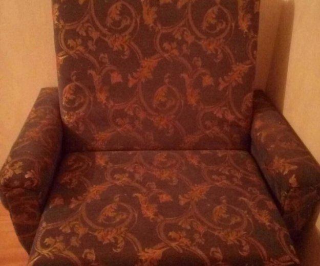 Кресло разбирающееся. Фото 2.
