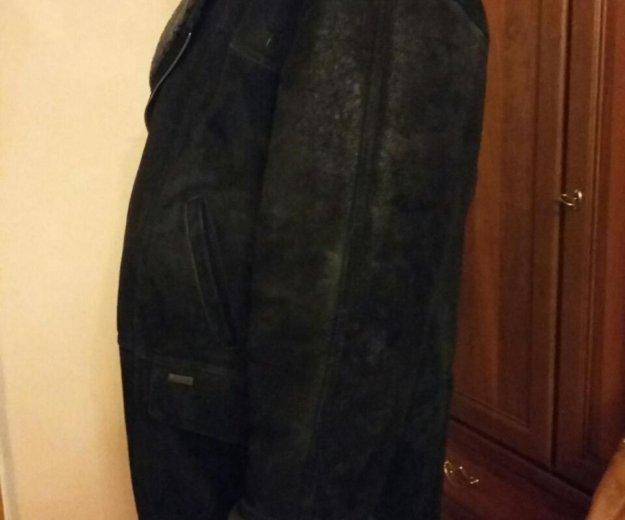 Мужская дубленка,р-р 58. Фото 4. Зеленоград.