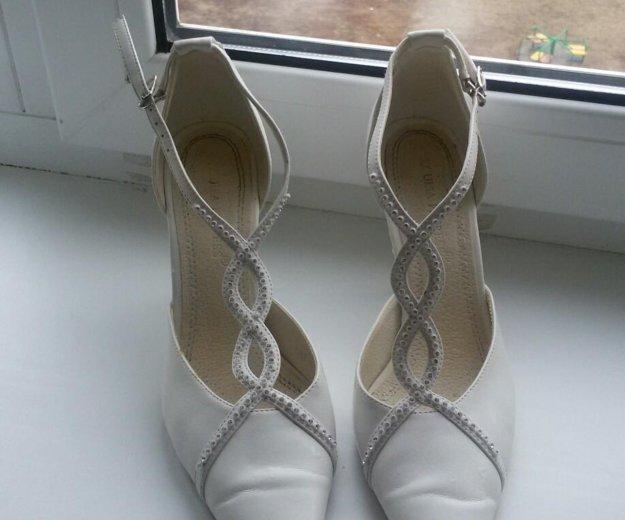 Свадебные туфли. Фото 1. Омск.