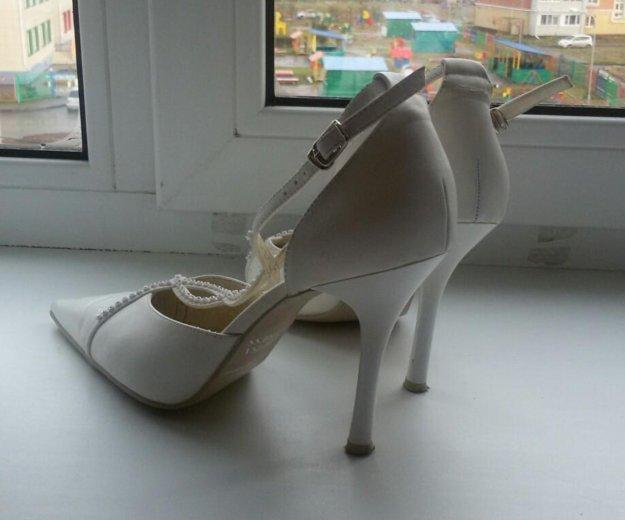Свадебные туфли. Фото 2. Омск.