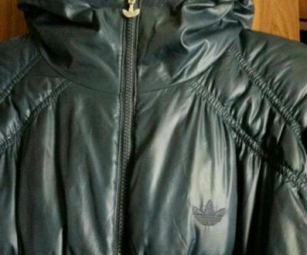 Пуховик куртка зимняя adidas. Фото 3.