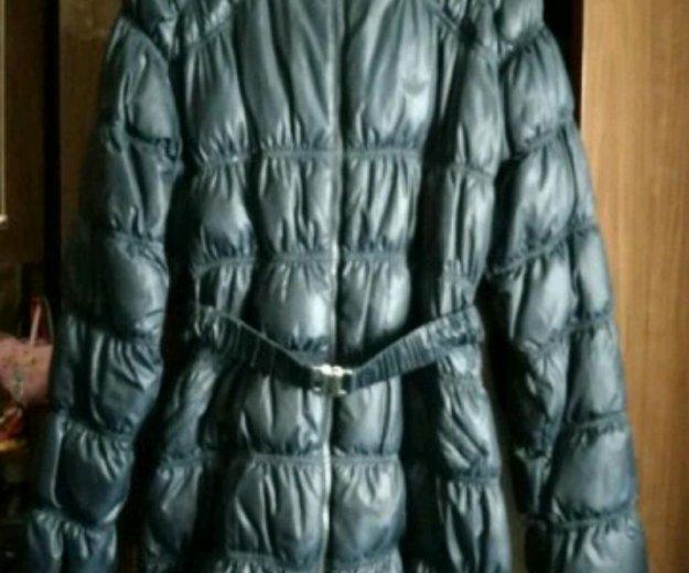 Пуховик куртка зимняя adidas. Фото 4.