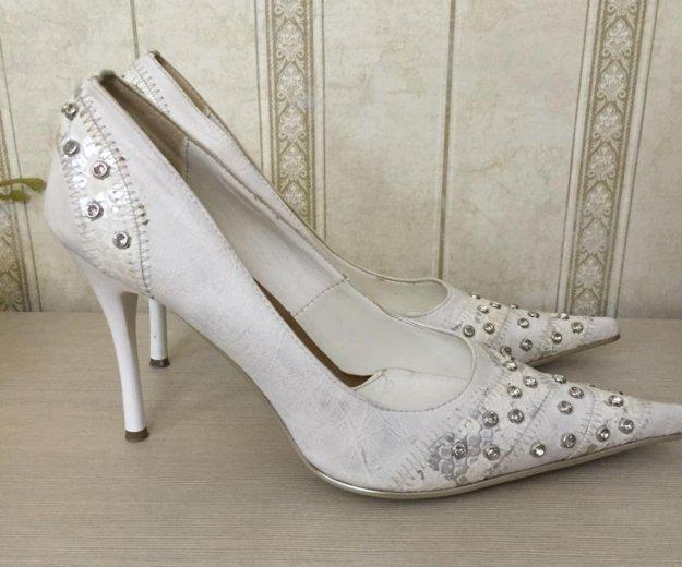 Туфли женские свадебные. Фото 2. Балашиха.