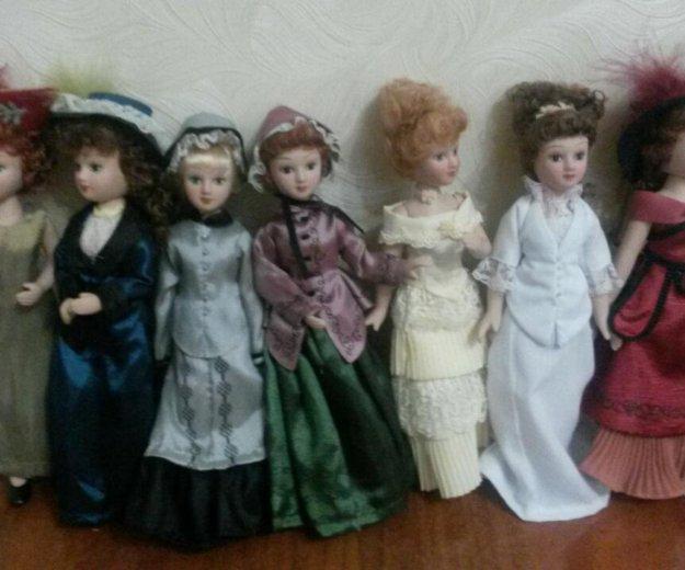 Куклы фарфоровые. Фото 2. Элиста.