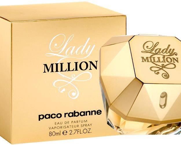 Парфюм paco-rabanne lady million. Фото 1. Волгоград.