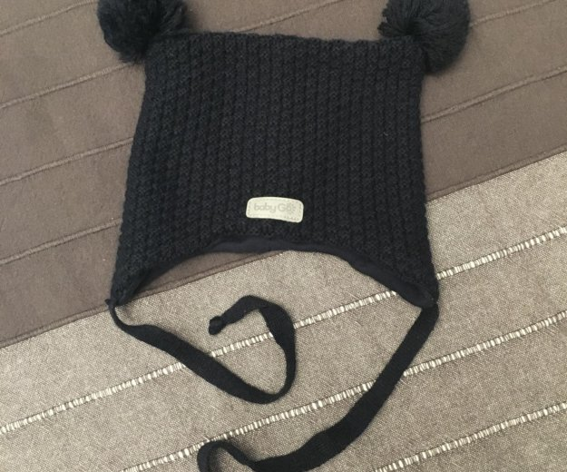 Зимний комбинезон-пуховик для мальчика+шапка. Фото 4.