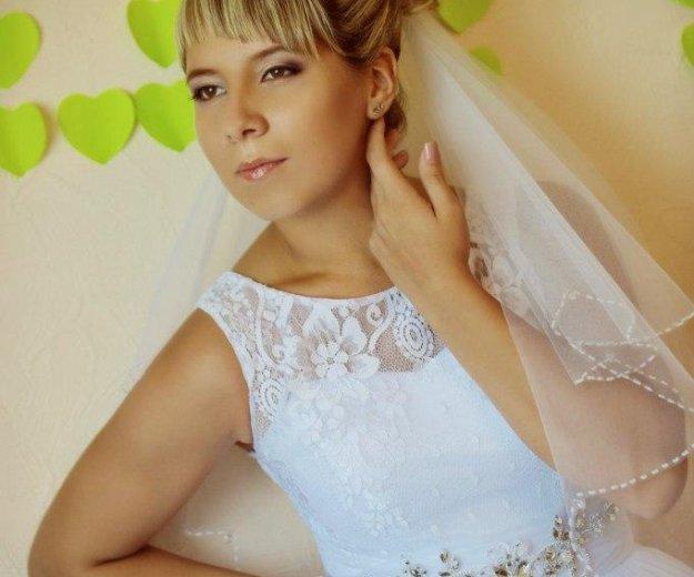 Шикарное свадебноеплатье. Фото 1. Новокузнецк.