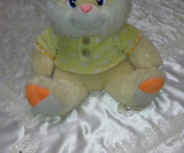 Мягкая игрушка заяц. Фото 1. Владикавказ.