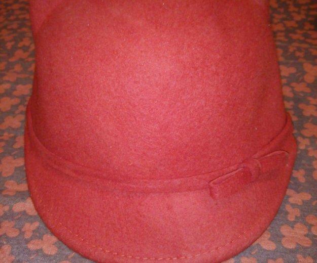Шляпка с ушками. Фото 1.