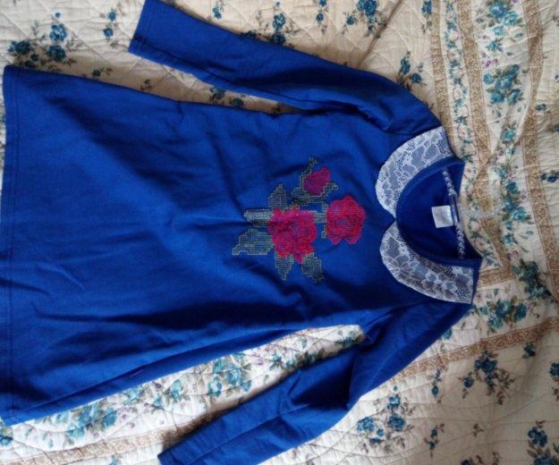 Платье б/у, разм 122—128, цена 500 р. Фото 1. Подольск.