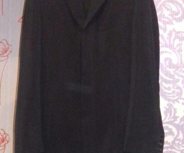 Костюм мужской черный. Фото 1. Торжок.