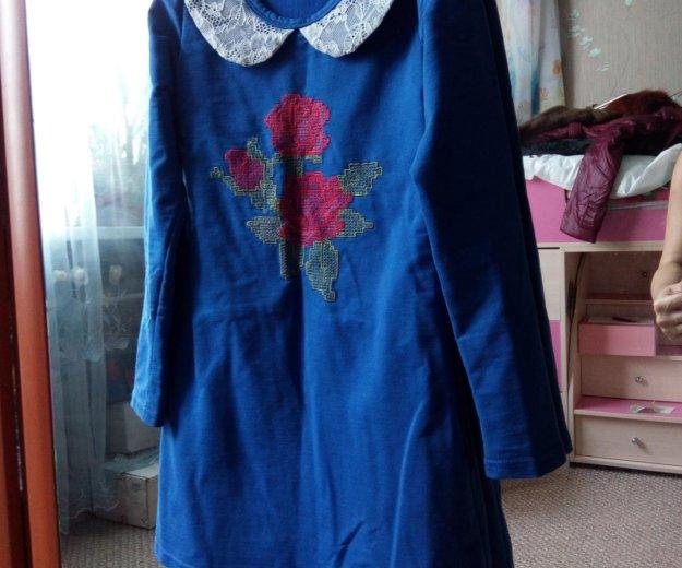 Платье б/у, разм 122—128, цена 500 р. Фото 3. Подольск.