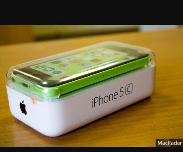 Коробка с комплектом от iphone 5c. Фото 3. Балаково.