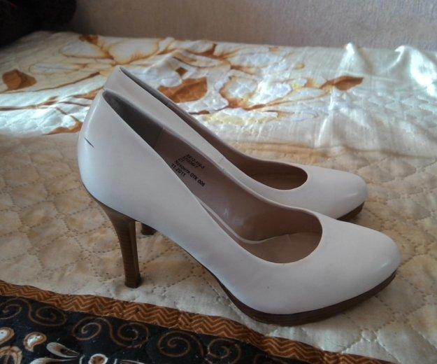 Туфли белые. Фото 3. Красноярск.
