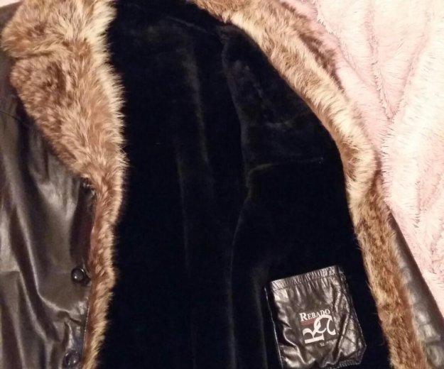 Куртка кожа. Фото 3. Жуковский.