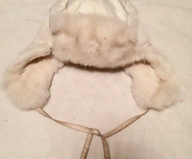 Шапка натуральный кролик gulliver. Фото 1. Уфа.