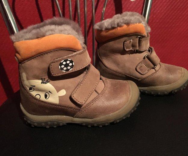 Детские ботинки. Фото 1. Коммунарка.