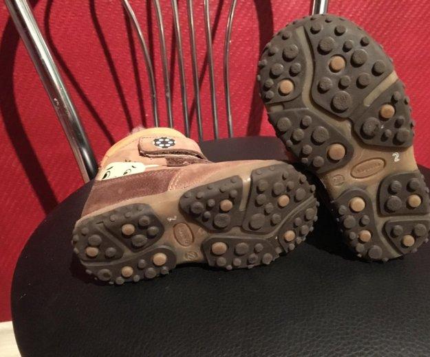 Детские ботинки. Фото 2. Коммунарка.