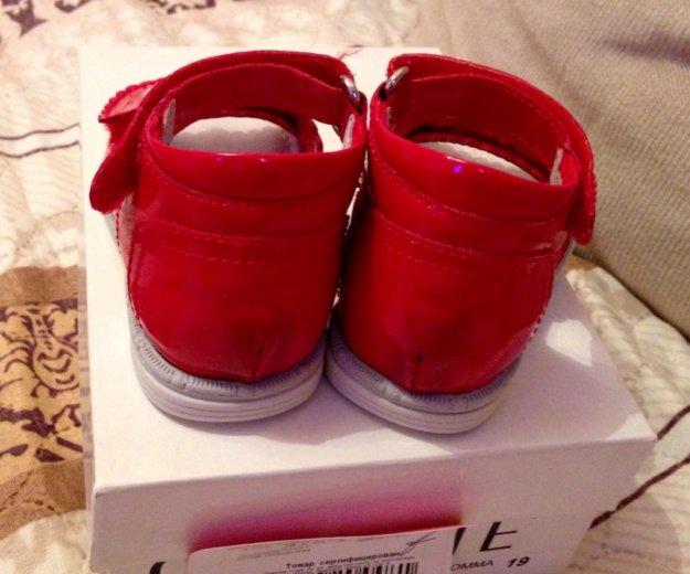 Детская обувь (босоножки)р19. Фото 3. Москва.