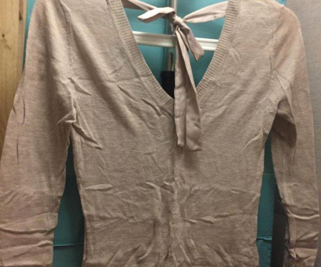 Платье intimissimi шерстяное с атласной юбкой. Фото 1. Москва.