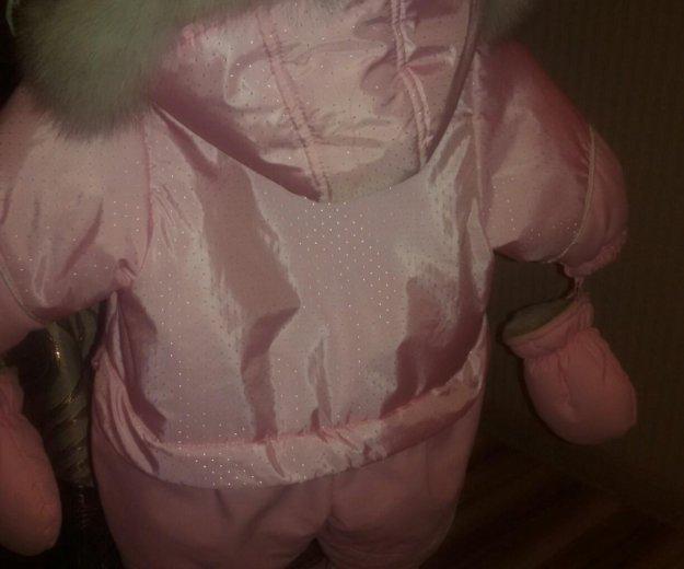 Комбинезон на девочку р.74. Фото 3. Сургут.