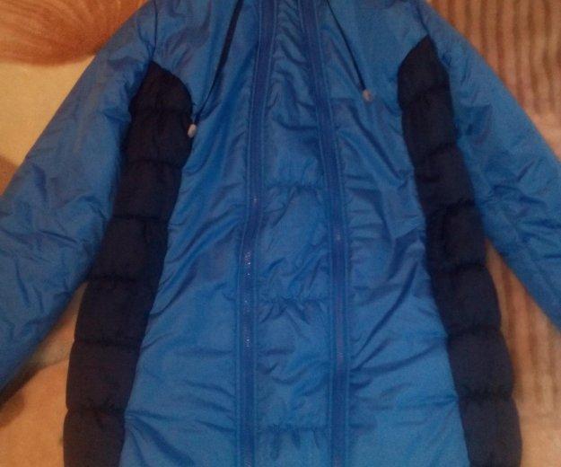 Зимняя слингокуртка 3 в 1(куртка для беременных). Фото 3. Новосибирск.