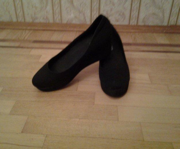 Туфли закрытые. Фото 1.
