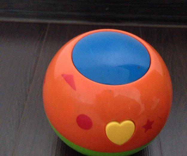 Неваляшка-шарик. Фото 2. Зеленоград.