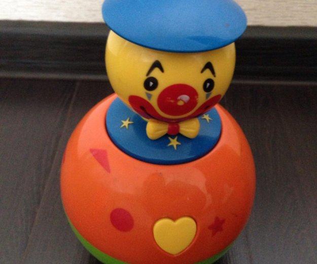 Неваляшка-шарик. Фото 1. Зеленоград.